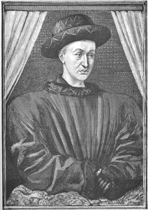 Picture of Charles VII of France