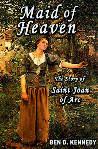 Joan of Arc Book Cover