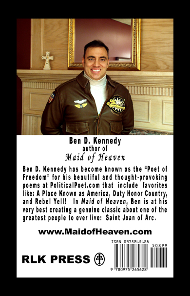 Read more from the author Ben D. Kennedy at PoliticalPoet.com
