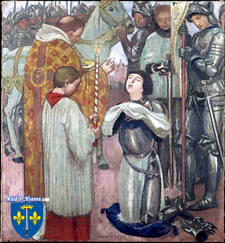 an essay on joan of arc Essays from bookrags provide great ideas for joan of arc essays and paper topics like essay view this student essay about joan of arc.