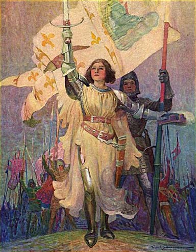 Joan of Arc The Warrior Maid