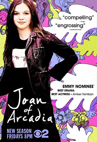 Poster for TV Series Joan of Arcadia