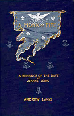 Cover for Monk of Fife by Andrew Lang