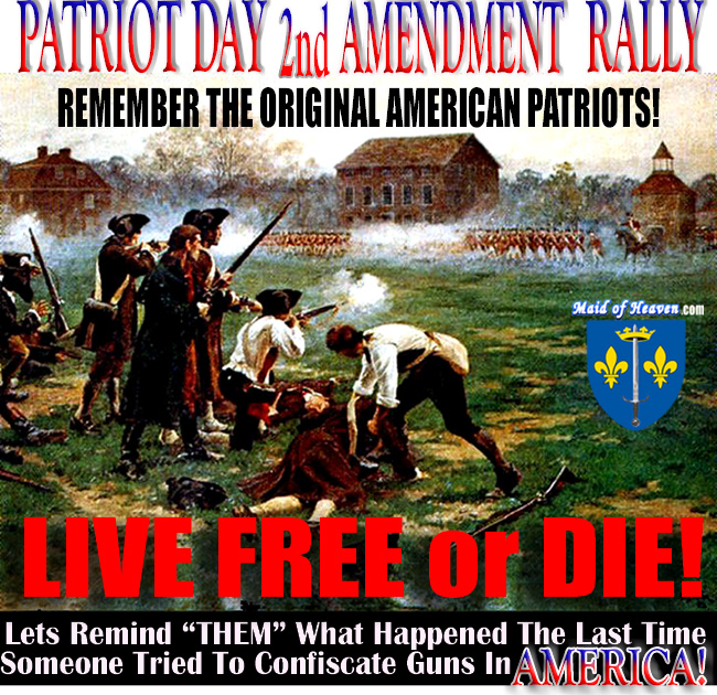 Patriot Day Rally for Freedom!