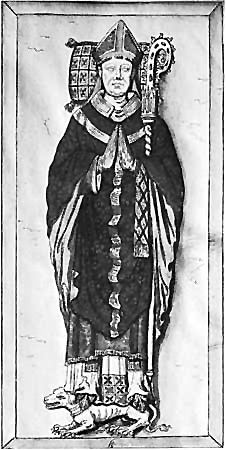 Picture of Pierre Cauchon Bishop of Beauvais