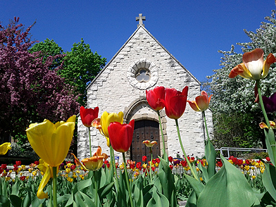 St. Joan of Arc Chapel at Marquette University - Click Picture for More Information