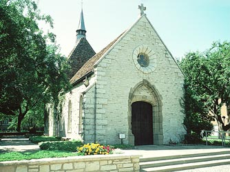 St. Joan of Arc Chapel at Marquette University - Click Picture for More Pictures of Chapel