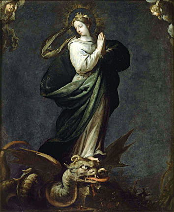 Saint Margaret of Antioch - one of Joan of Arc's Voices