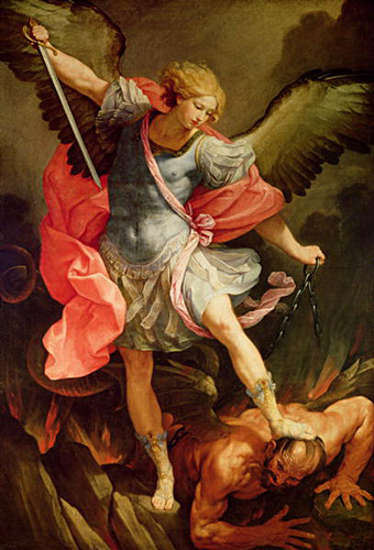 Saint Michael the Archangel - one of Joan of Arc's Voices